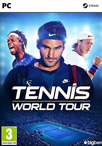 Tennis World Tour [Importación francesa]