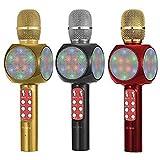 Best GENERIC Karaoke Microphones - Devwebzone WS-1816 Wireless Bluetooth Karaoke Microphone Speaker Player Review