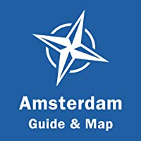 Amsterdam Travel Guide & Offline Map