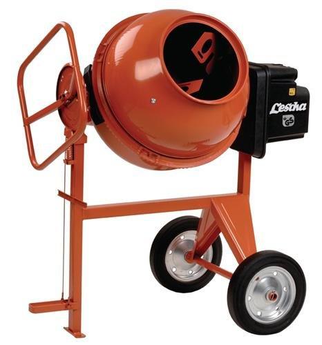 Preisvergleich Produktbild LESCHA Betonmischer SM 165 S L132xB83xH14cm Gewicht 83,5kg Wechselstrommotor max. 160l