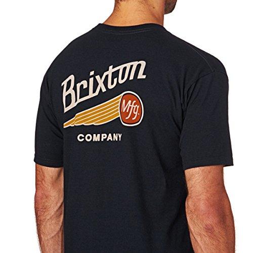 Brixton - Männer Maverick T-Shirt Multicolour