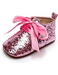 Huhua-Baby Sandal Sandals for Boys, Sandali Bambini Rosa Hot rosa, Rosa (Pink), 23 EU