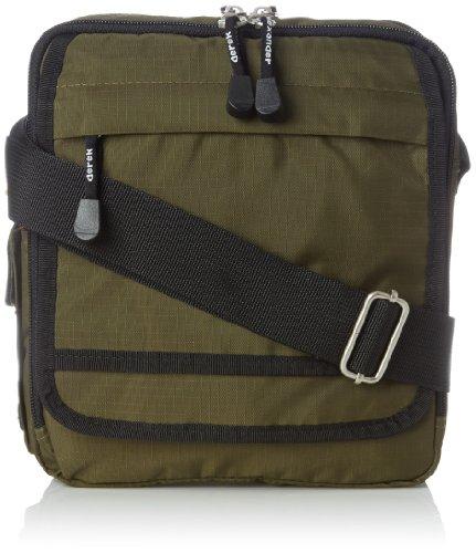 derek-alexander-ns-top-zip-shoulder-bag-olive-one-size