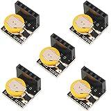 DaoRier DS3231 Real Time Clock RTC Modul IIC Präzision Echtzeituhr Module für Arduino Raspberry Pi, 5 Stück