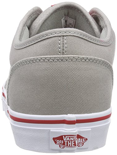 Vans VZUUI45 - M Bishop (Textile) Beige (Varsity/Gray/Red)