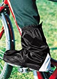 Hock Gamas gaiters Medium 6-8 Rain Shoe Covers black