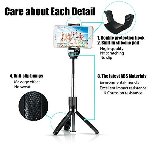 Zoom IMG-2 yimidon bastone selfie bluetooth estensibile