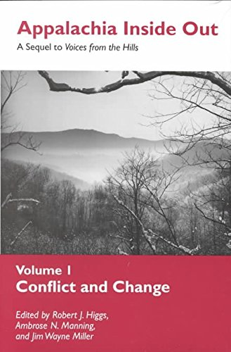 [Appalachia Inside Out V1: Conflict Change] (By: Robert J Higgs) [published: June, 1995]