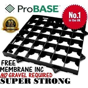 51udb4BoaTL. SS300  - ProBase 20ft x 10ft GARDEN SHED BASE SYSTEM- 91 GRIDS (Plastic)