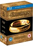 The Lord Of The Rings Trilogy (Limited Extended Edition) [Blu-Ray] [UK Import]