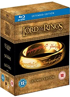 Lord of the Rings Trilogy [Blu-ray] [Import anglais] (B003AQC1CQ) | Amazon price tracker / tracking, Amazon price history charts, Amazon price watches, Amazon price drop alerts