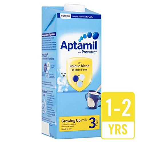 Preisvergleich Produktbild Aptamil 3wachsen Milch 1–2Jahre Ready to feed 1L