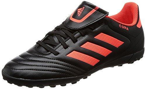 huge sale 45a4f 0556b adidas Unisex-Kinder Copa 17.4 TF Fußballschuhe, Mehrfarbig (Core Black  Solar Red