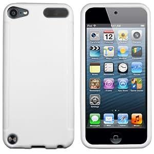 mumbi TPU Silikon Hülle iPod Touch 5G / 6G Schutzhülle (5 / 6 Generation) weiss