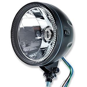 Crewell Foot Switch Landung auf//Off Halfway rund Reset Taste Pedal Schalter f/ür LED Lampe durchsichtig
