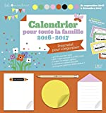 2016 Calendriers