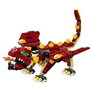 LEGO Creator – Audaz avión acrobático (31076)