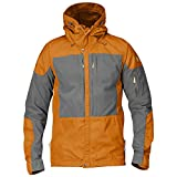 Fjällräven Herren Keb M Jacket, Seashell Orange-Grey, S