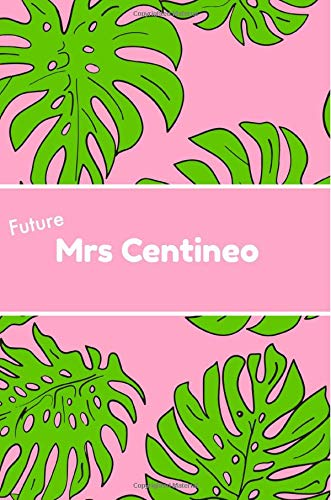 Future Mrs Centineo: Noah,Gift,Fans,Notebook,School,Funny,College ruled,Unofficial,Journal,Christmas,Birthday,Personalised,Engagement por Fan Gyal