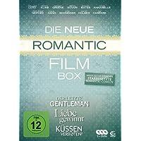 Die neue Romantic Film Box - 3 Romantic Comedy Filme in einer Box: Liebe gewinnt, Küssen verboten, Der letzte Gentleman