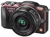 Panasonic Lumix DMC-GF5XEG-T Systemkamera (12 Megapixel, 7,5...