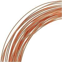 Hilo de cobre esmaltado para electrónica 0,10mm (1metro)