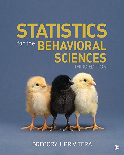 Statistics for the Behavioral Sciences (English Edition)