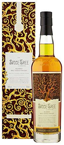 Compass Box Whisky Blended Malt Whisky 'The Spice Tree', (1 x 700 ml), 1er Pack