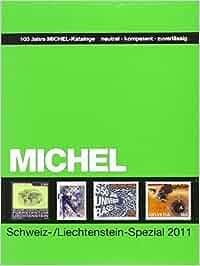 MICHEL-Schweiz/Liechtenstein-Spezial-Kat. 2011: Amazon.de