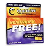 Enzymatic Therapy - Heartburn Free w/ ROH10 - 10 softgels