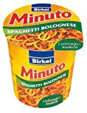 Minuto Birkel Minuto Spaghetti Bolognese, 8er Pack (8 x 59 g)