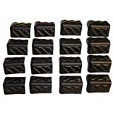 Seismic Audio - Set of 16 SPEAKER CORNERS PA/DJ CABINET STACKABLE