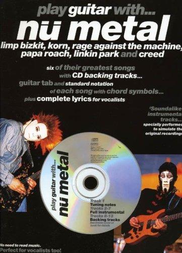 Linkin Park Lyrics (Play Guitar with Nu Metal: