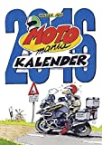 MOTOmania Kalender 2016: Großer Wandkalender