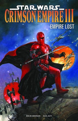 Star Wars: Crimson Empire III: Empire Lost by Mike Richardson (1970-01-14)