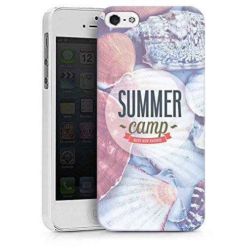 Apple iPhone X Silikon Hülle Case Schutzhülle Sommer Urlaub Springbreak Hard Case weiß