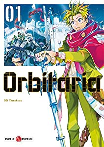 Orbitaria Edition simple Tome 1
