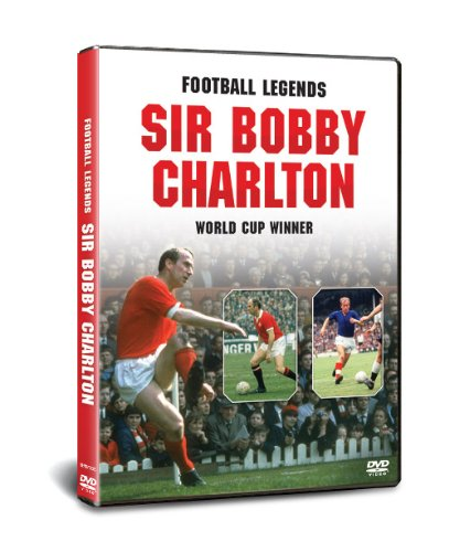 Football Legends: Bobby Charlton [DVD] [UK Import]