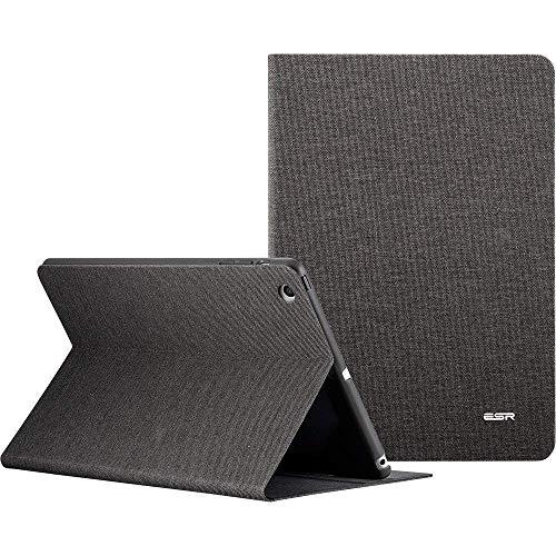 ESR Hülle kompatibel mit iPad Mini 3/ iPad Mini 2/ iPad Mini - Ultra Dünnes Smart Case mit Auto Schlaf-/Aufwachfunktion - Kratzfeste Schutzhülle für iPad Mini 1/2/3 - Anthrazit