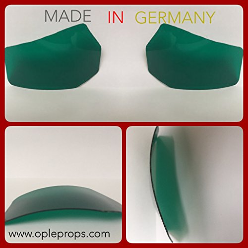Sturmtruppe Helm Linsen Grün Helmlinsen 501st Stormtrooper green lenses helmet Sturmtruppen Cosplay (Kostüme Replica Stormtrooper)