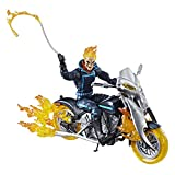 Marvel Legends 6' Ghost Rider and Motorcycle Set