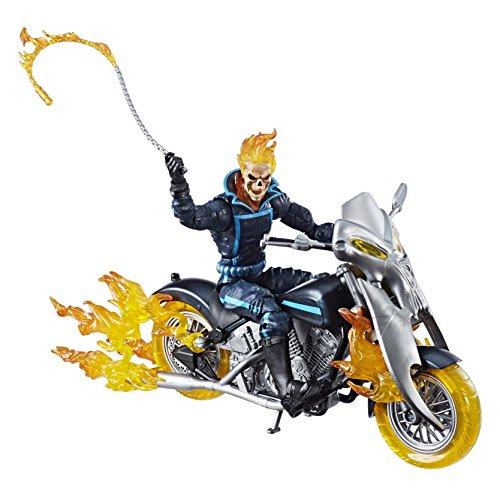 Marvel Legends: Ghost Rider Motorrad 15cm Action Figur Ghost Rider Motorrad