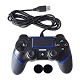 BALAI USB Wired Game Controller für Sony PlayStation 4 PS4 Joystick Gamepad Controller