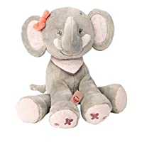 Nattou Adele and Valentine - Cuddly Adele the Elephant
