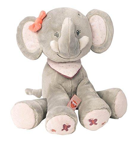 ür Babys, Mädchen, 28 cm, rosa - Adèle der Elefant ()