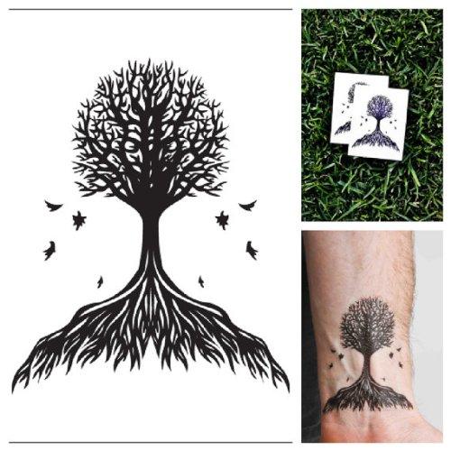 tattify-tatouages-temporaires-arbre-univers-parallle-set-de-2