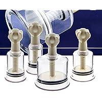 Schröpfen mit Magnet Rotierender Schröpfen Gläser A-4 NO-Pump Vakuum Massage preisvergleich bei billige-tabletten.eu