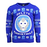 Doctor Who Official BBC Christmas Jumper / Sweater (Medium)