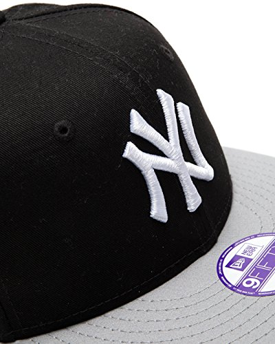 New Era Cap MLB New York Yankees schwarz / grau