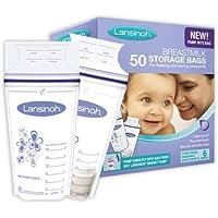 Lansinoh Sacchetti per conservare latte materno–25o 50